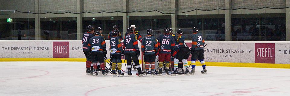 Eishockey als Teamsport