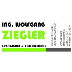 Ing. Wolfgang Ziegler - Spenglerei und Fassadenbau