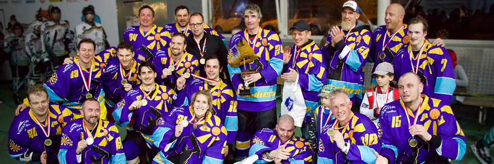 Meister 2018/19 EAHL Division C